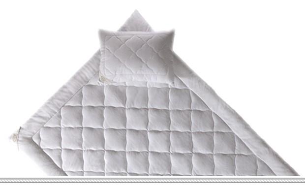Завивка Soft Feel White Boutique Microfiber Happy Dreams