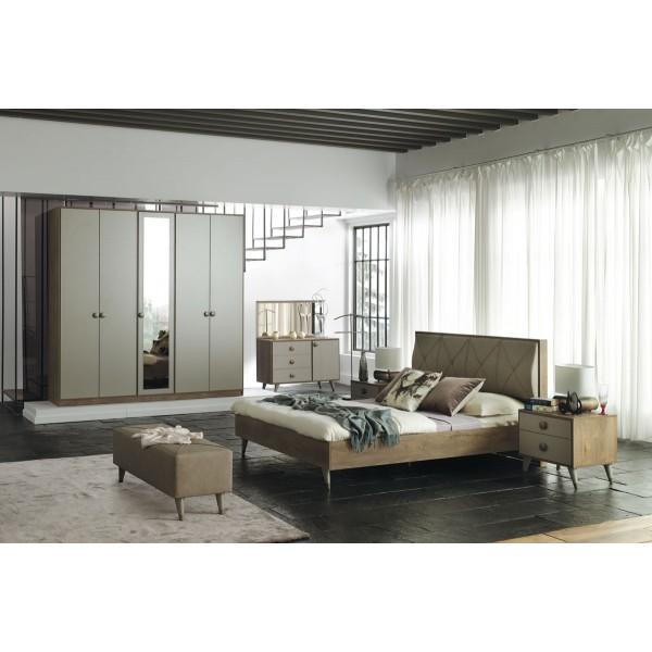 Легло Elena  Тапицирани спални и легла YATAS