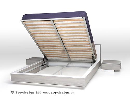 Спален комплект Бохемия мебели Ергодизайн