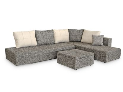 Промоция мека мебел ъгъл – Монца