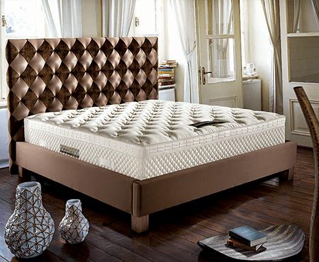 Тапицирани спални Serta / Тапицирано легло VERSAILLES Set