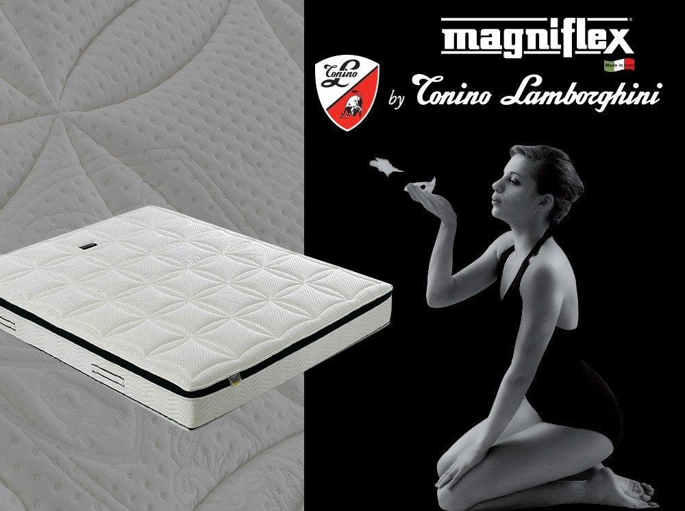 Матрак Magniflex – SILVERSTONE BY TONINO LAMBORGHINI