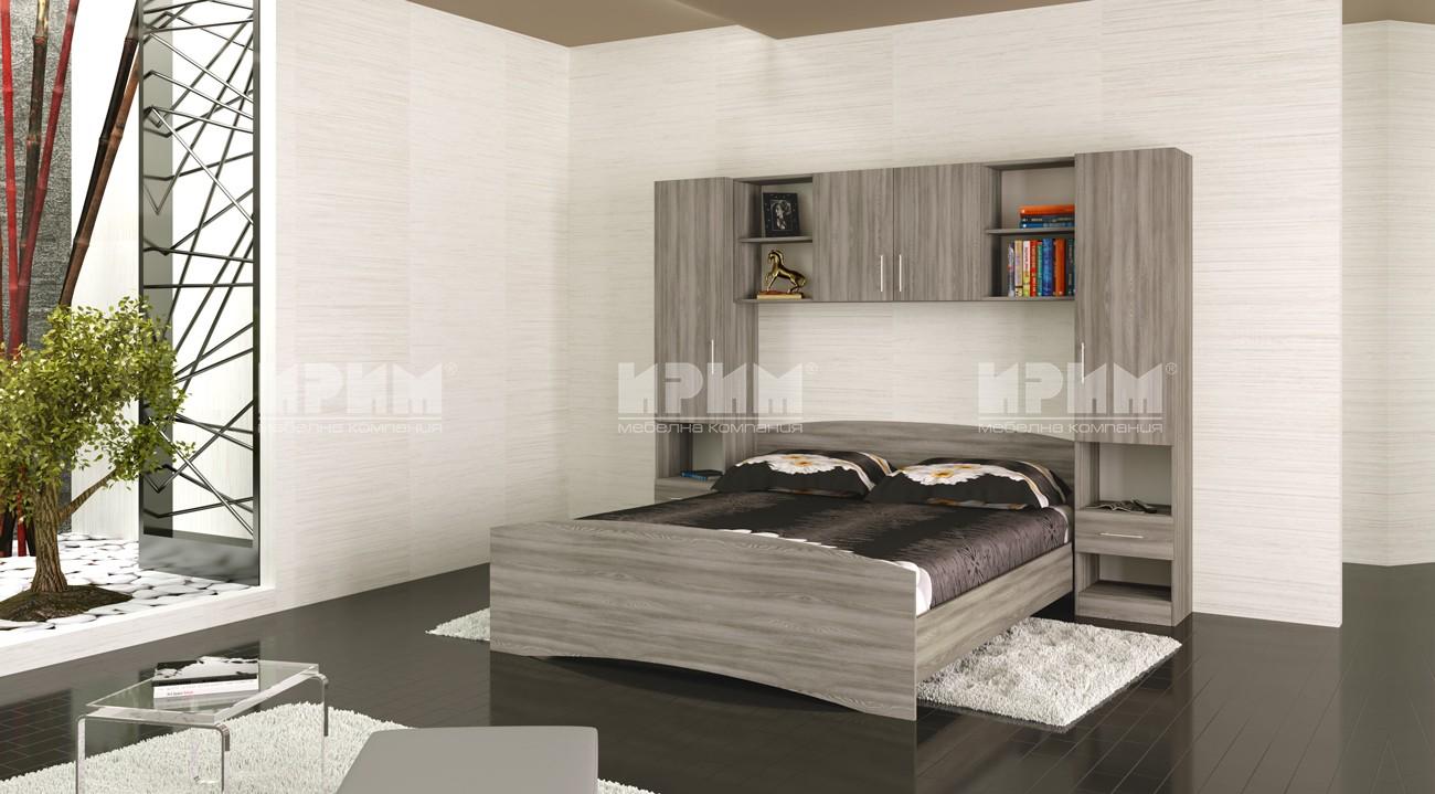 Спален комплект Ирим City 494