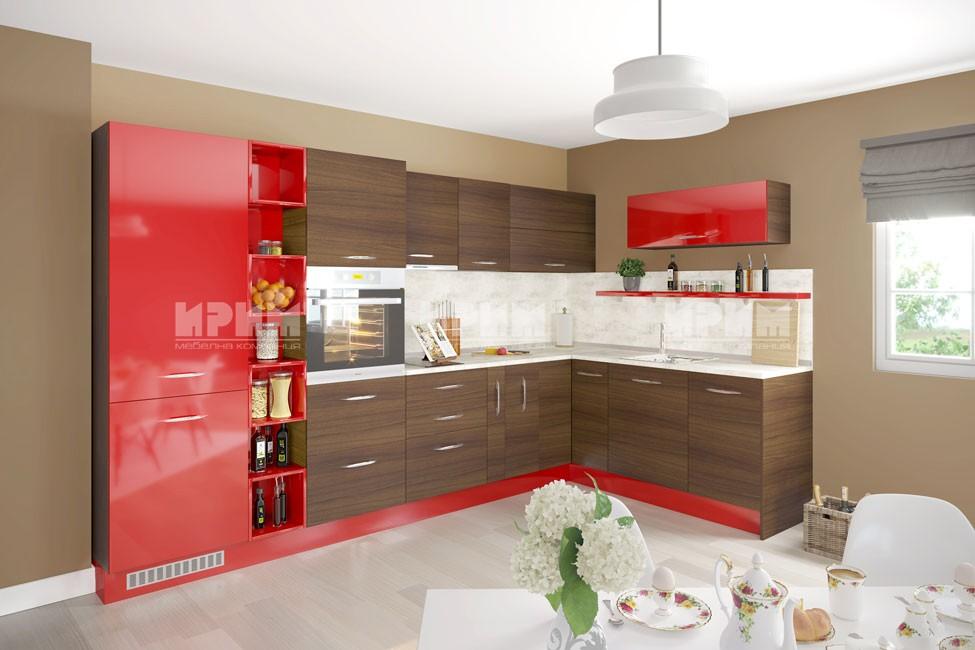 Кухня Нони мебели Ирим