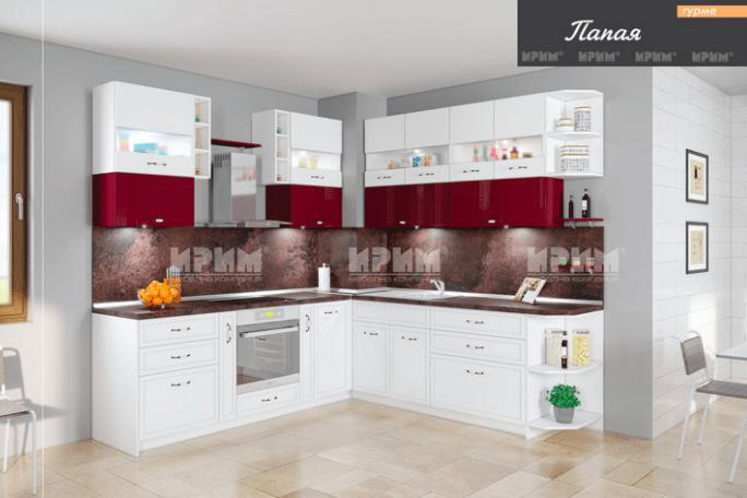 Кухня Папая мебели Ирим