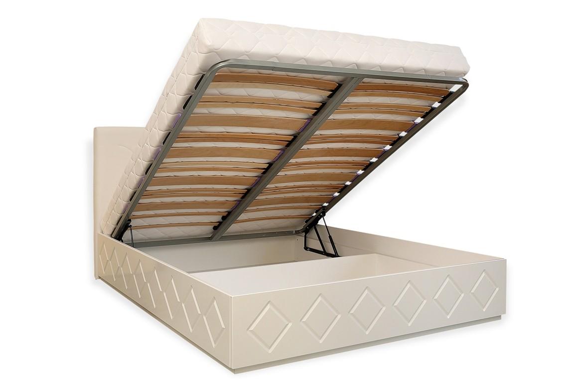 Тапицирано Легло BERLIN LUX – мебели Creative
