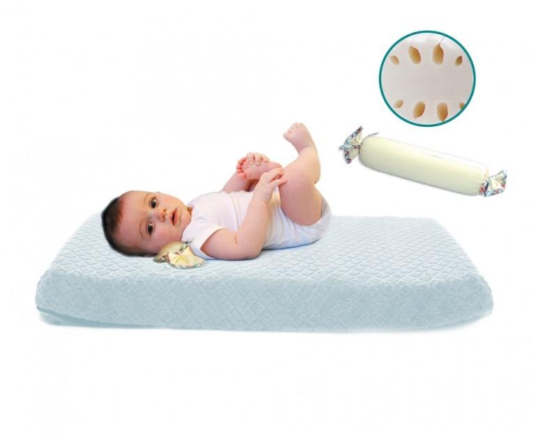 Детски матрак за сън Detensor Baby със сила на обтягане 5%  от телесното тегло на пациента